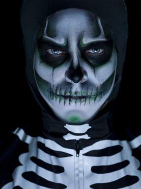 Glow in the Dark Skeleton Kit - Back View