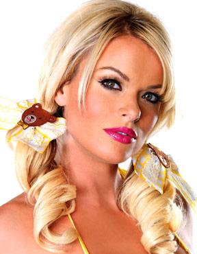 Goldilocks Gingham Hair Bows