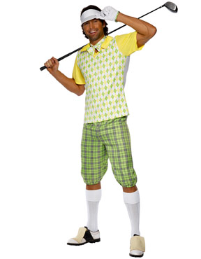 Adult Gone Golfing Costume Thumbnail