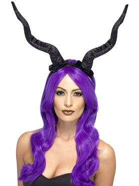 Adult Demon Horns
