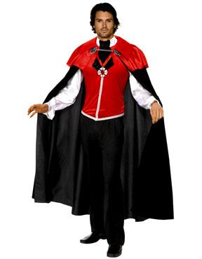 Adult Gothic Manor Vampire Costume