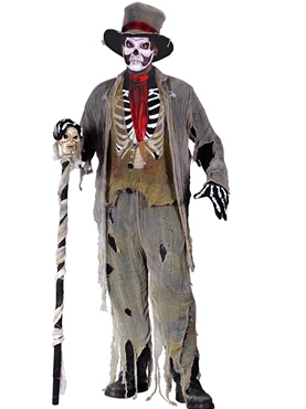 Adult Grave Groom Costume