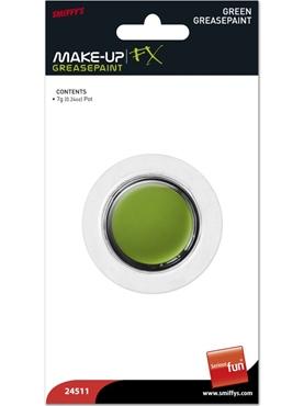 Greasepaint Green
