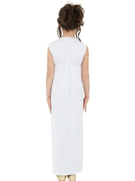 Child Grecian Girl Childrens Costume - Side View