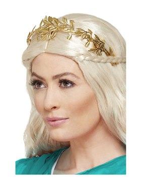 Grecian Leaf Headband