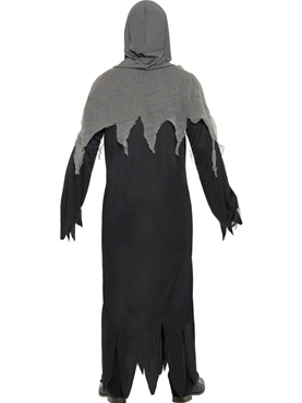 Adult Grim Reaper Costume - Side View