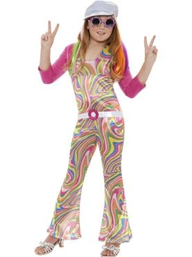 Child Groovy Glam Child Costume