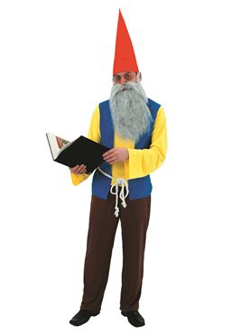 Adult Grumpy Gnome Costume
