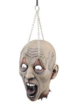 Halloween Dead Head Decoration