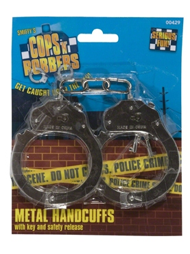 Handcuffs Metal with Key