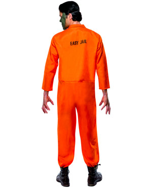 Adult Hannibal Lecter Costume - Back View