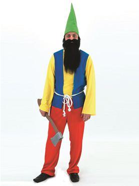Adult Happy Gnome Costume