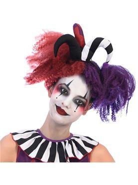 Harlequin Heartbreaker Wig