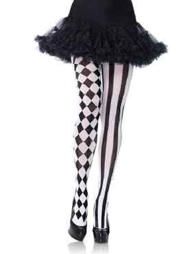 Adult Harlequin Tights