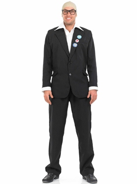 Adult Comedy TV Host Harry Hill Costume