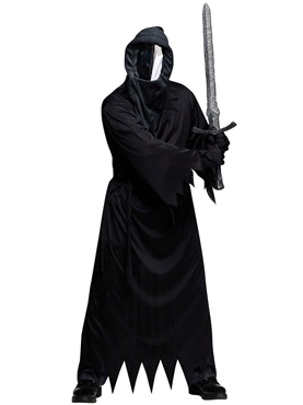 Adult Haunted Mirror Ghoul Adults Costume