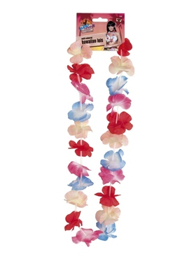 Hawaiian Garland Multicoloured - Back View