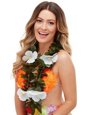 Hawaiian Luau Tiki Lei