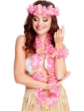 Hawaiian Set Pink