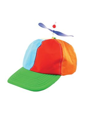 Helicopter Clown Hat