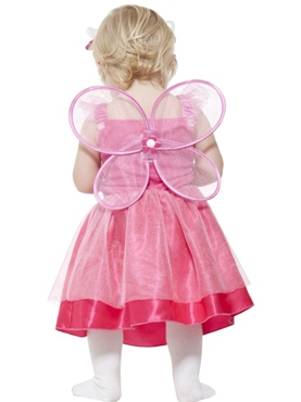Child Hello Kitty Ballerina Fairy Costume - Side View