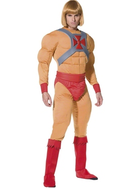 Adult He-Man Costume Couples Costume