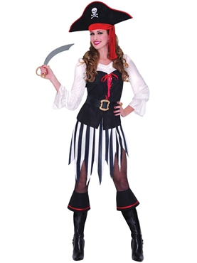 High Seas Sweetheart Costume Thumbnail