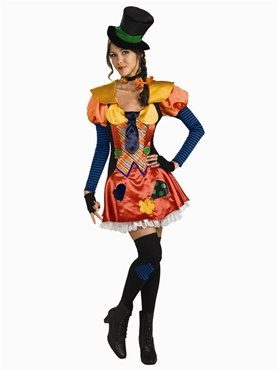 Adult Hobo Clown Costume