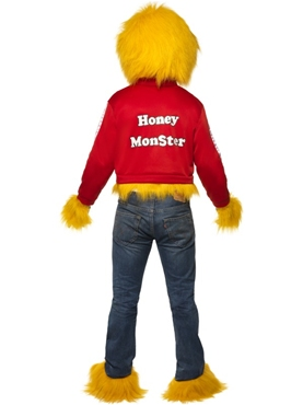 Adult Honey Monster Costume - Side View