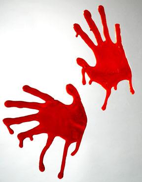 Horrible Blooded Hands