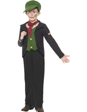 Child Horrible Histories Chimney Sweep Costume