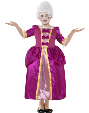Child Horrible Histories Georgian Girl Costume
