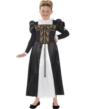 Child Horrible Histories Mary Stuart Costume