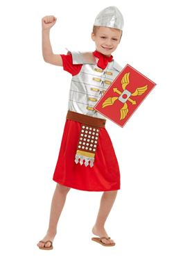 Horrible Histories Roman Boy Costume Couples Costume
