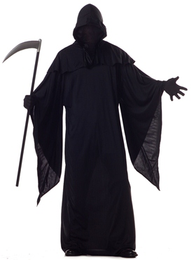 Adult Deluxe Horror Robe Costume