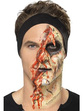 Horror Zombie Liquid Latex Kit - Side View