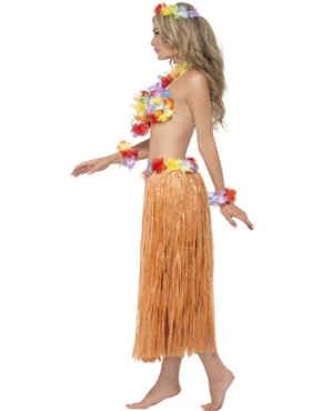 Hula Honey Instant Kit - Back View