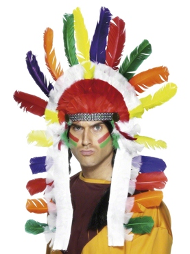 Indian Chiefs Headdress