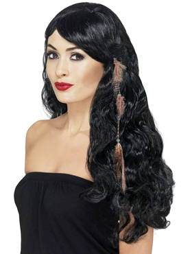 Indian Clip-in Hair Accessory