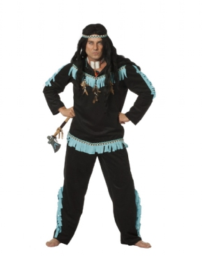 Adult Indian Wishbone Costume