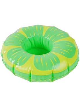 Inflatable Fruit Drink Holders - Side View