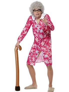 Child Old Lady Costume