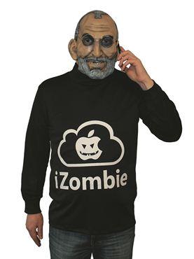 Adult iZombie Instant Disguise Kit