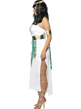 Adult Jewel of the Nile Costume - Back View