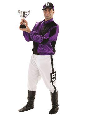 Adult Grand National Jockey #5 Costume
