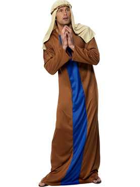 Adult Joseph Costume with Robe Thumbnail