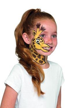 Kids Animal Makeup Kit - Side View