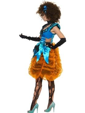 Adult Killerella Costume - Back View