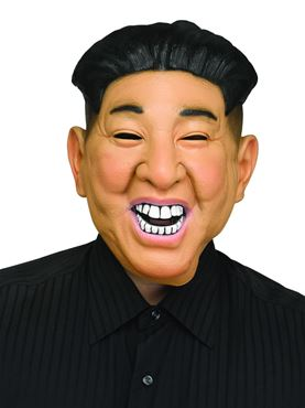 Kim Jung-Un Adult Mask