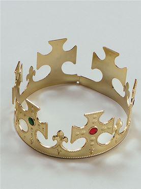 Adult Gold Kings Crown